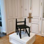 Chaise-escabeau « Saint-Loup »