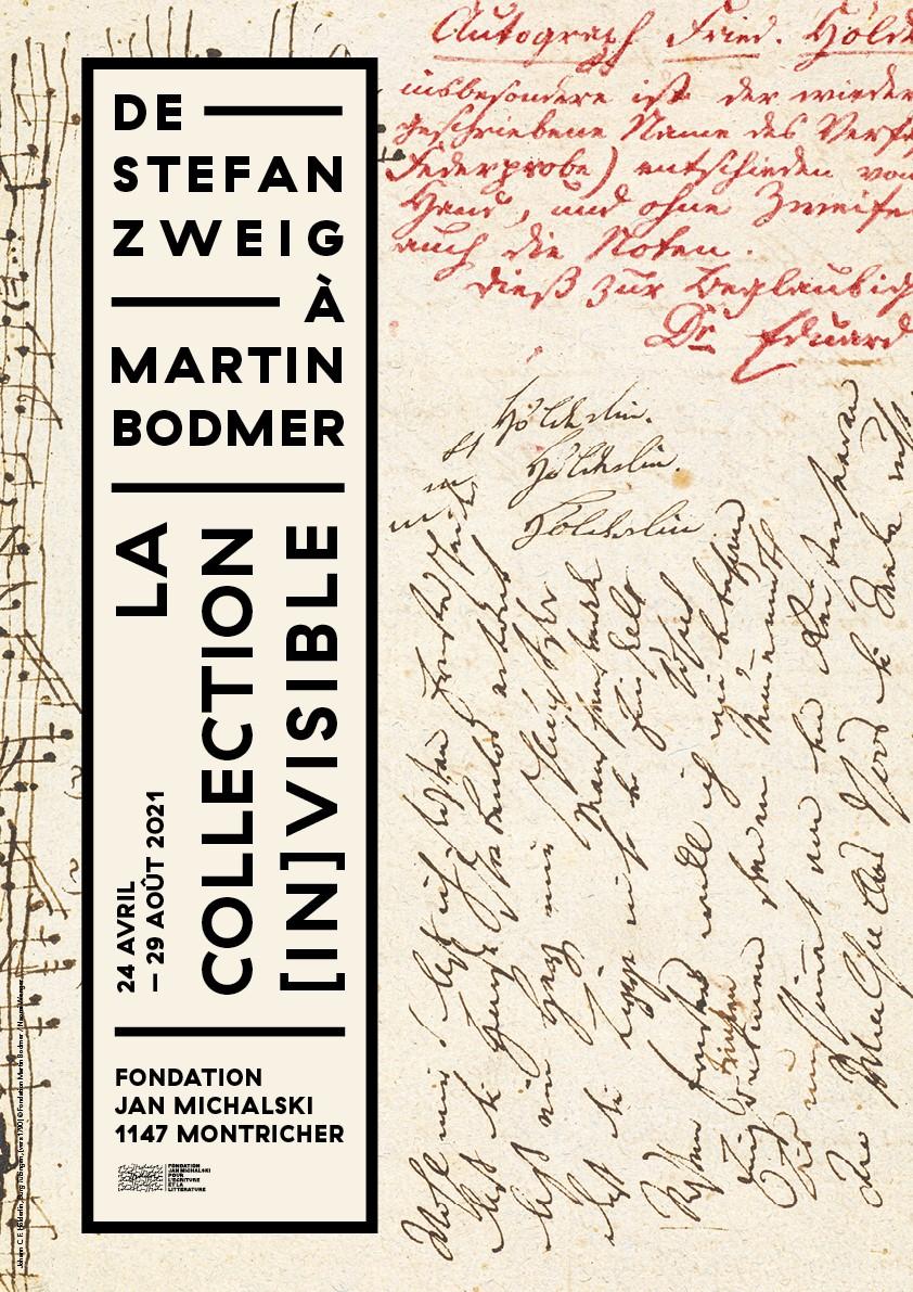 De Stefan Zweig à Martin Bodmer : la collection [in]visible